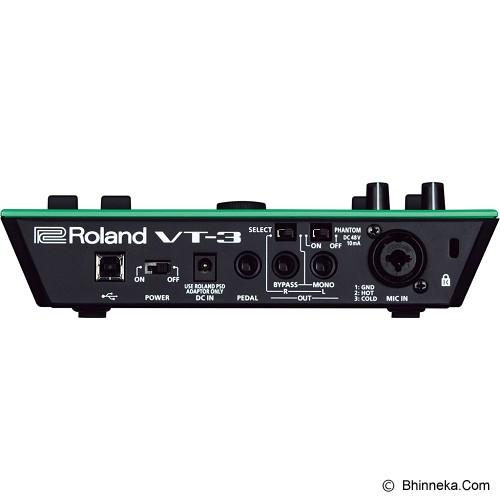 ROLAND Voice Transformer [VT-3] - Vocal Effect